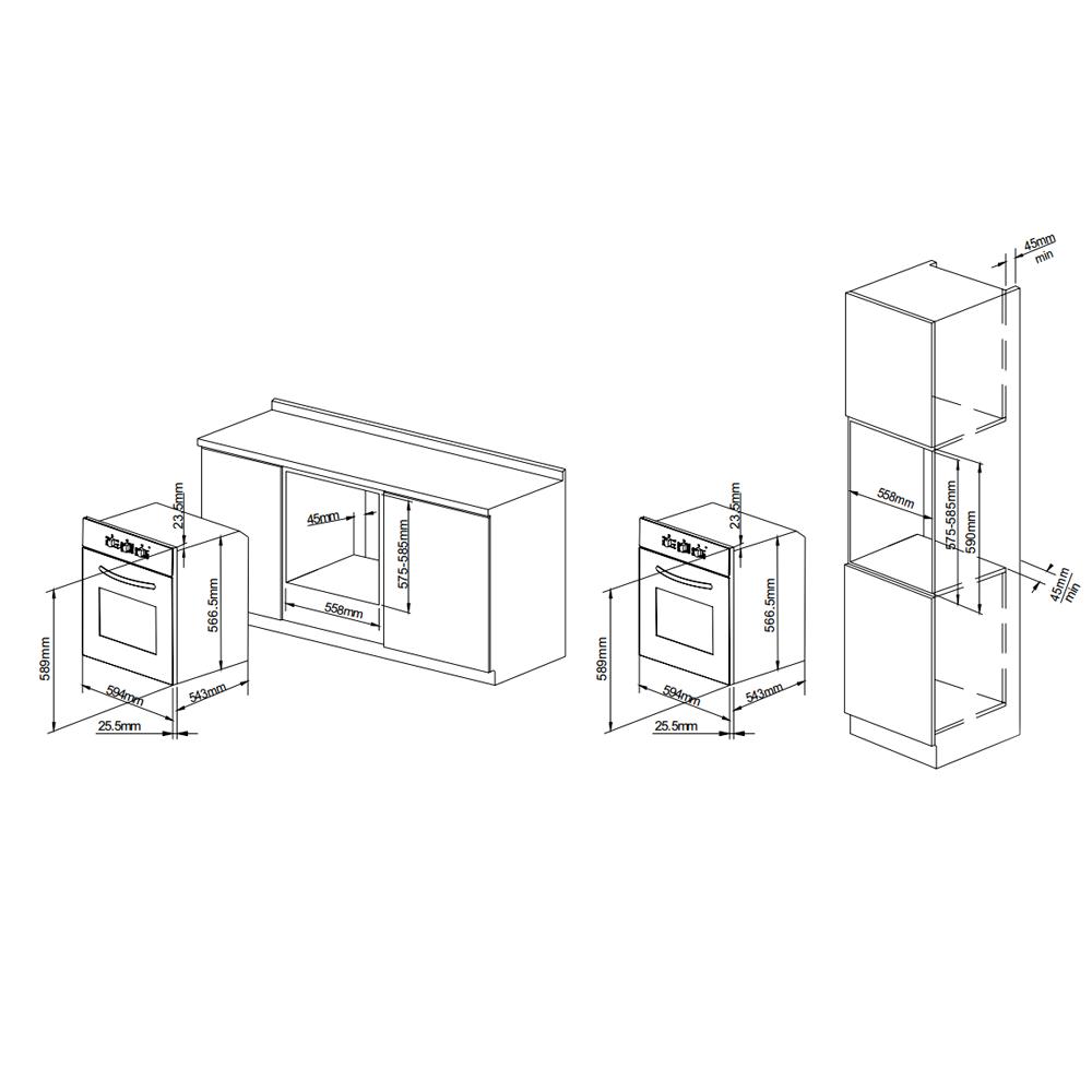 схема изображение шкафа типа пр